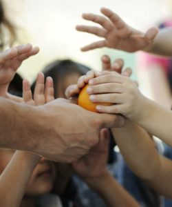 JRS Asia Pacific psychosocial activities with displaced children
