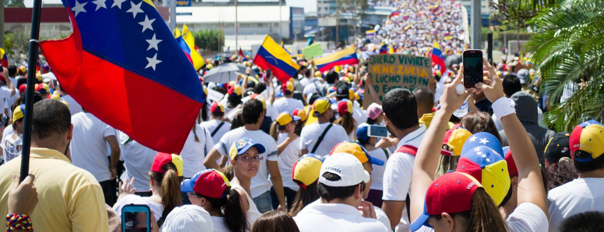 Crisis humanitaria venezolana